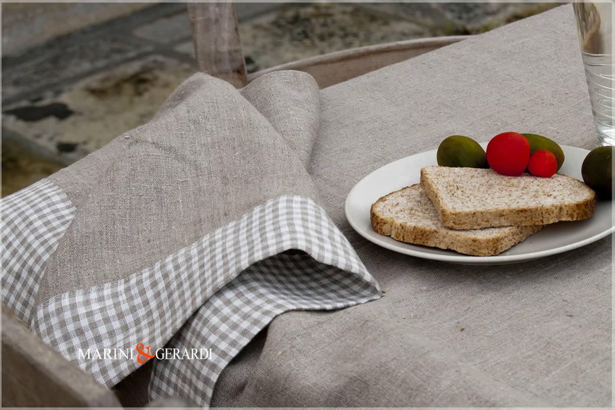 Pure Linen Nashville Country Tablecloths 02