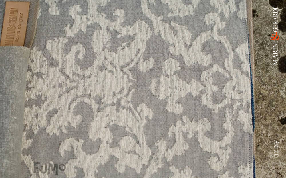 Linen Cotton Cushions Covers Jacquard Grey