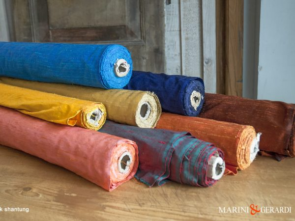 Silk Shantung Fabric Colours