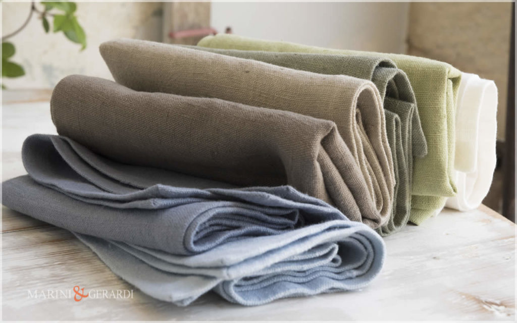 Palet Color Raw Canvas Linen Tela Cruda 1