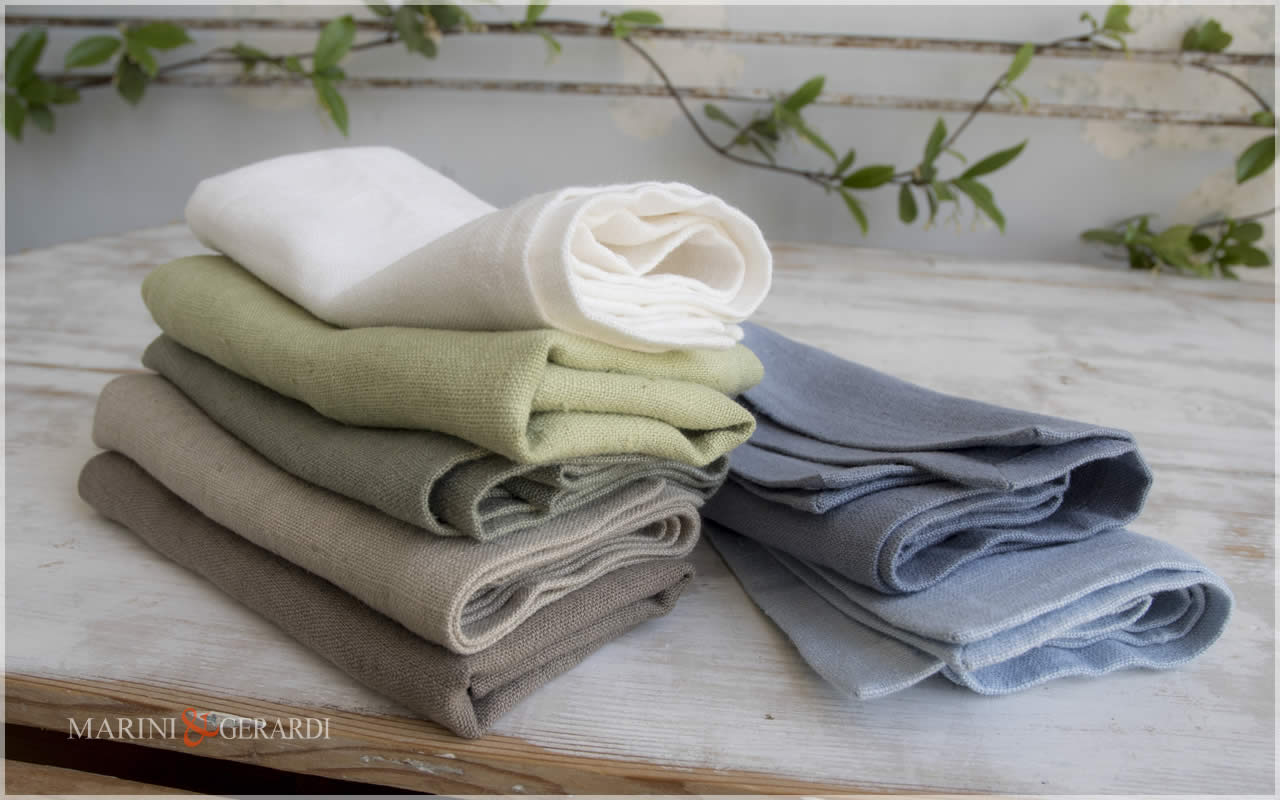Palet Color Raw Canvas Linen Tela Cruda