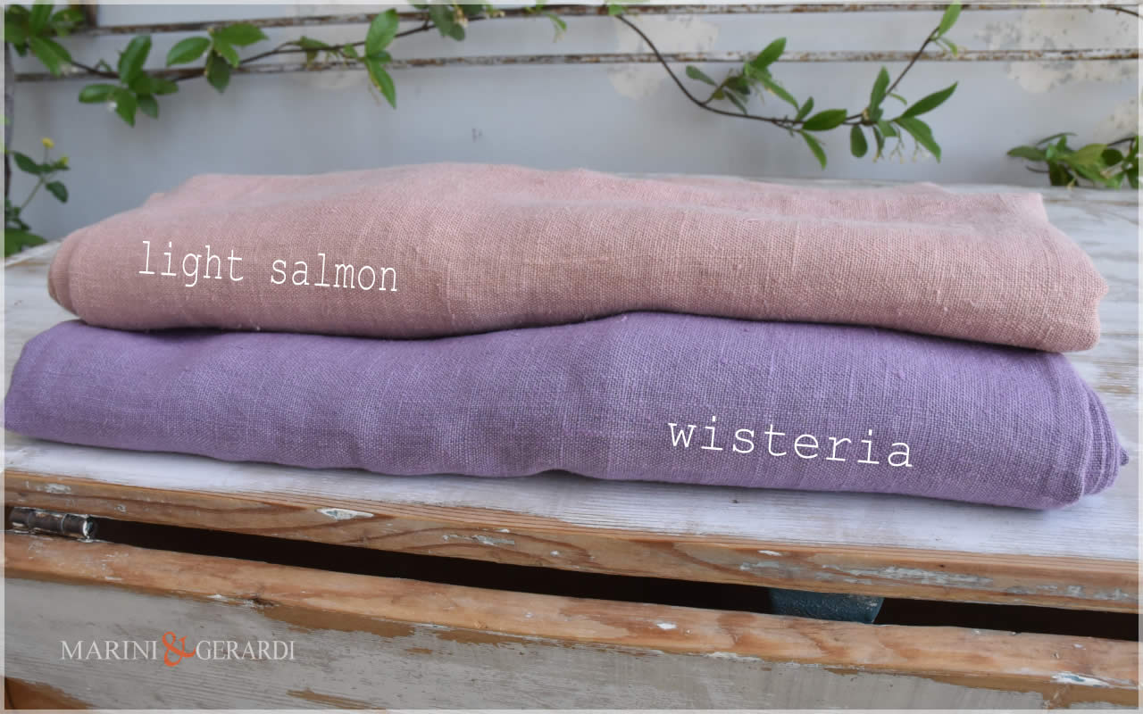 Wisteria Light Salmon 1