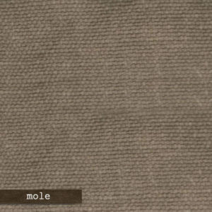 Upholstery Leather Linen Mole