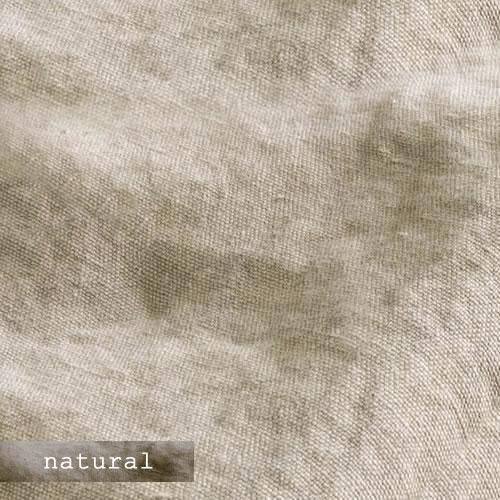 Natürliches Leinen