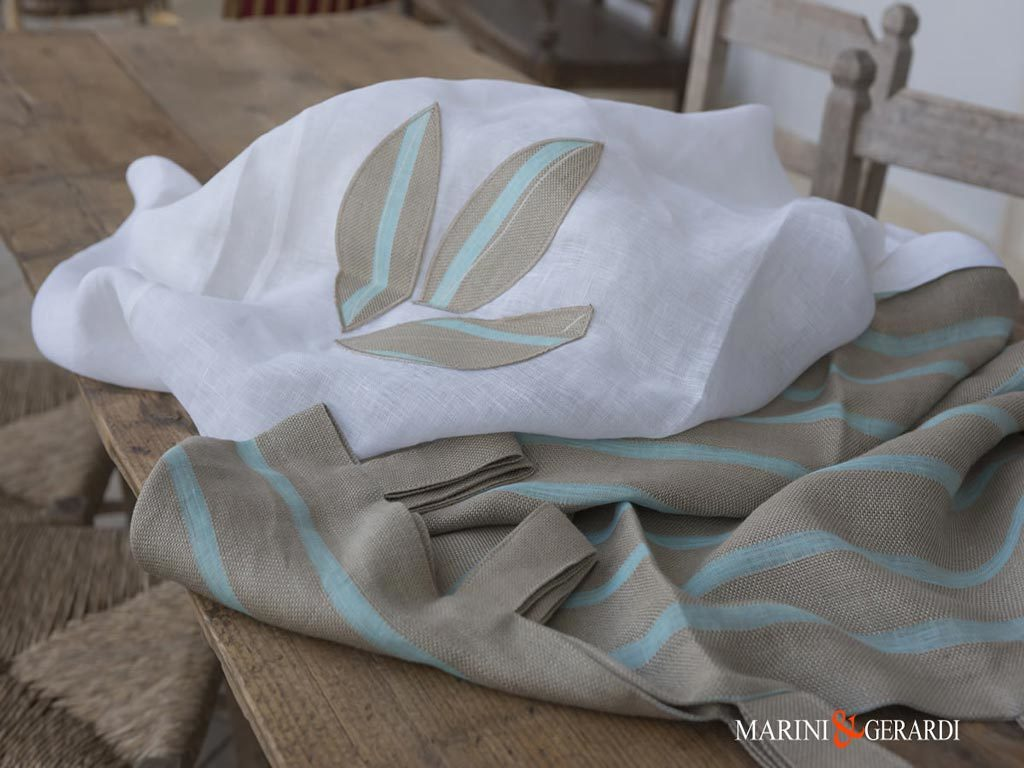 luxury-linen-curtains-stripe-leaves-turquoise-Collepasso