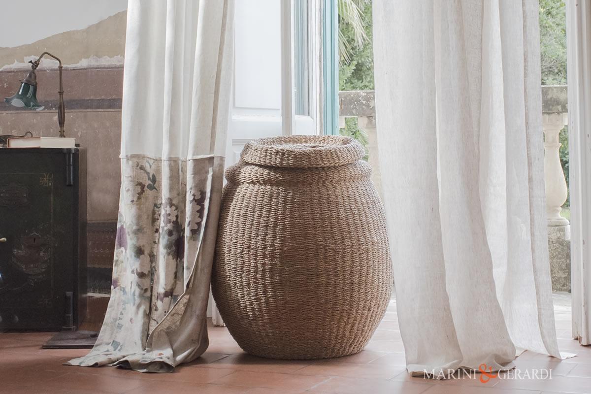Best Linen Curtains Flowers Isla Margarita XI