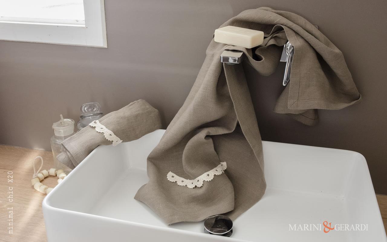 Italian Bath Linen Towel Embrodery Applications X20