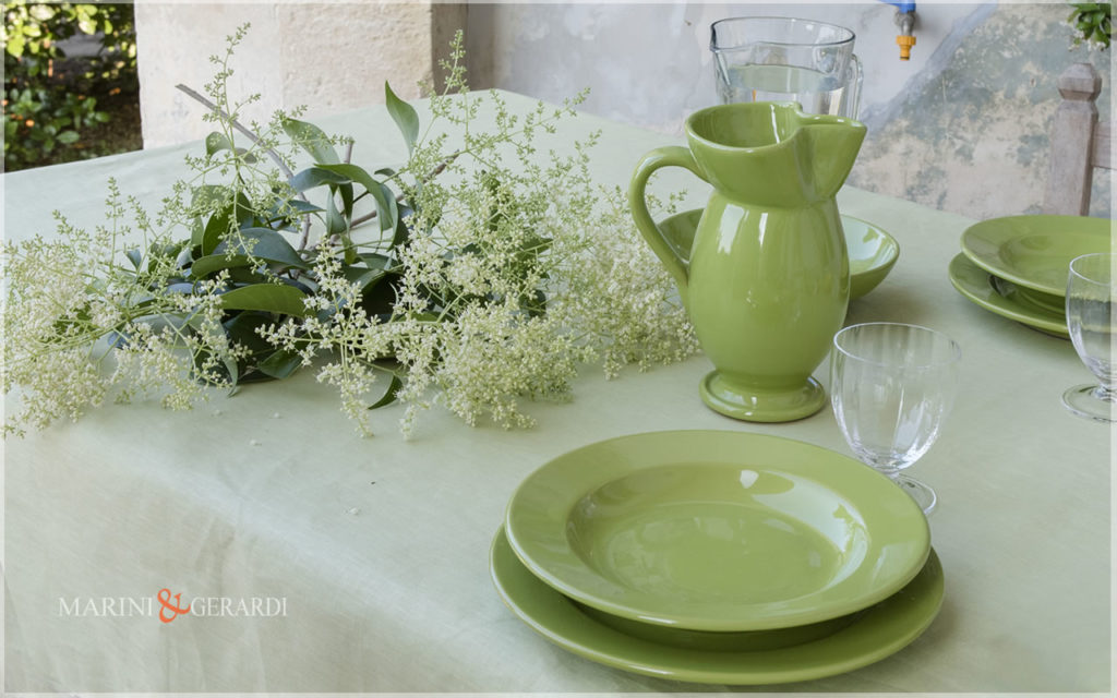 Stain Resistant Tablecloths
