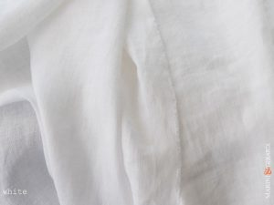 Sheer Linen Sheet Super Cream Soft Fabric