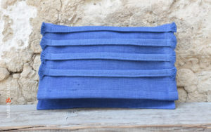 Clutch Bags blue color