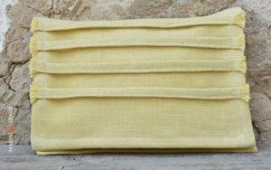 Clutch Bags jellow color