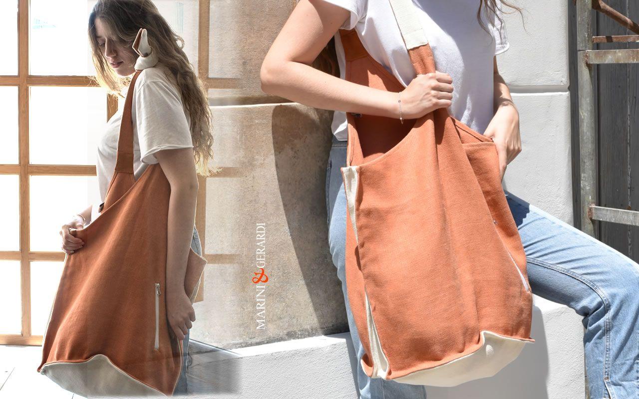 Vale Orange Women's Shoulder Bag (2)