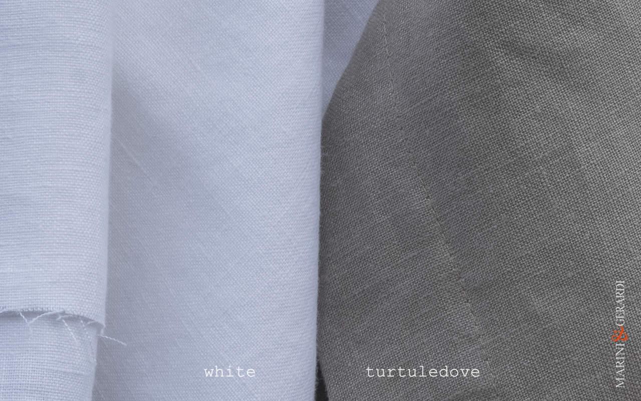 White + Turtuledove