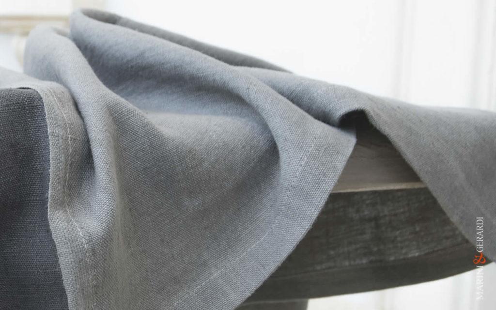 Grey Table Runner Ash Fog Colours Amsterdam
