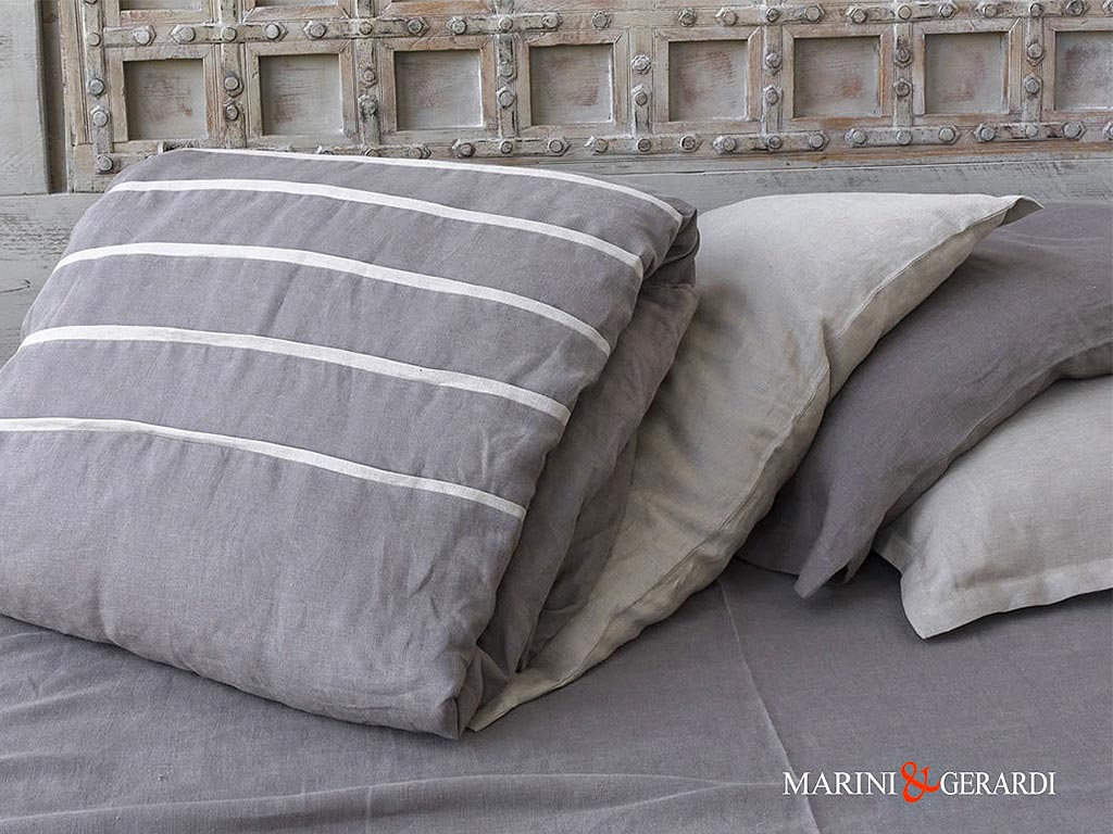 Italian Bed Linen Duvet Cover Duchess