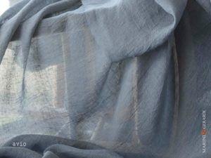 Curtain Linen Colour Avio C06 FF395