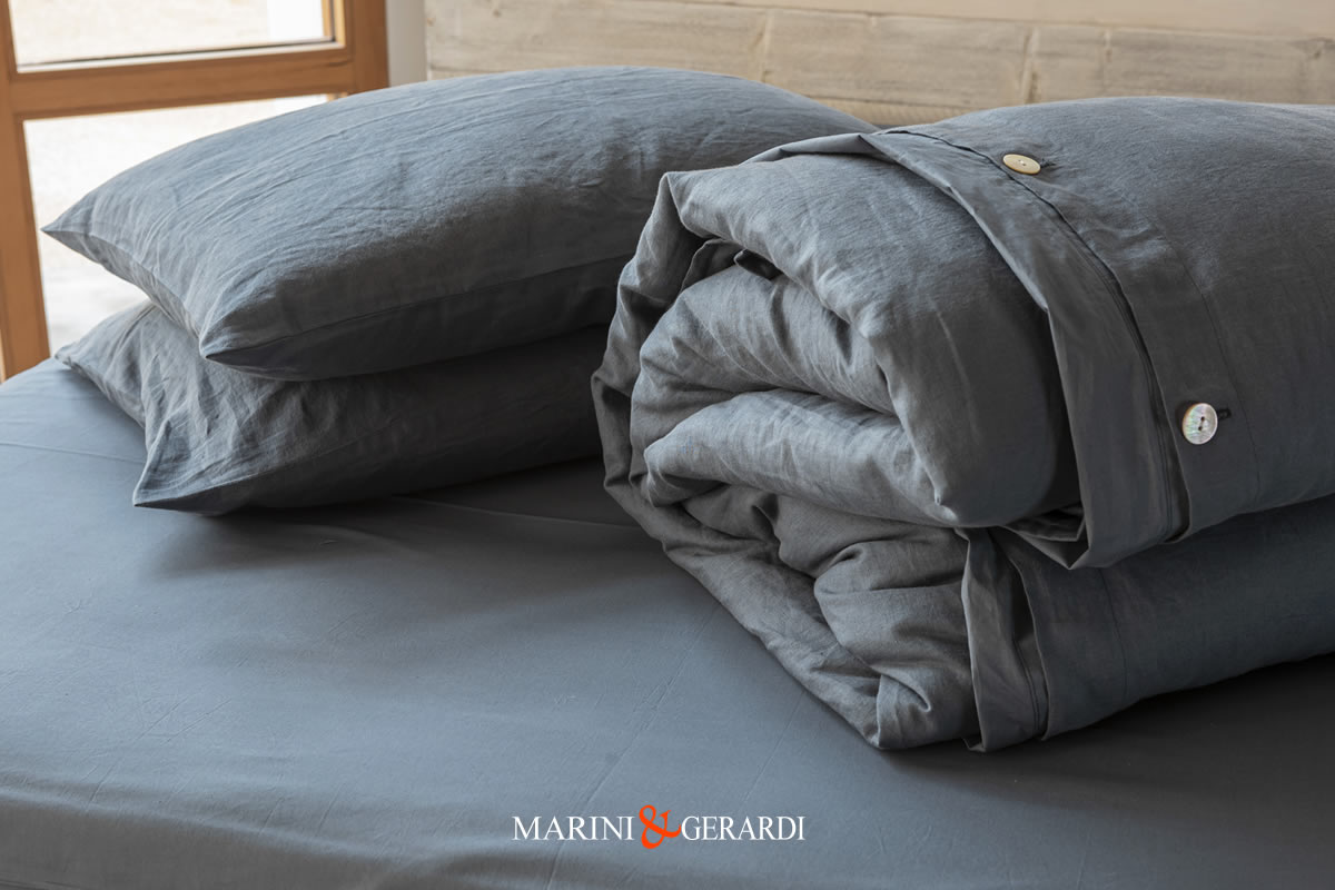 Linen Duvet Covers Set